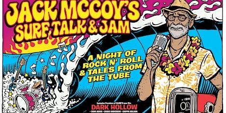 Jack McCoy Surf Talk and Jam - Ulladulla tickets