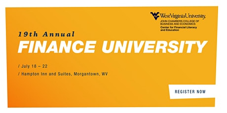 Finance University tickets