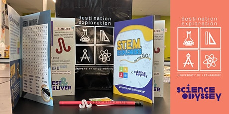 STEM Explorers on the GO! Grab & Go Activity Bag billets