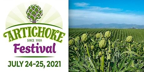 2021 Artichoke Festival tickets