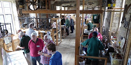 Combe Mill `Open Days wed 2nd/9th/16th/23rd/30 June 2021 tickets