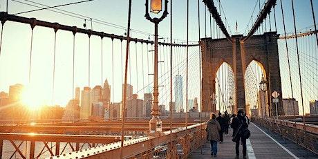 Brooklyn Bridge Date Walking (Sunset Singles Stroll) tickets