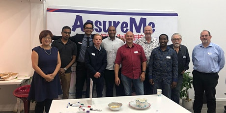 Business Network Mastermind with AssureMe - Panmure tickets