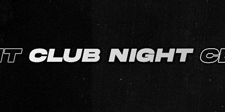 Club Night @ Nextdoor tickets