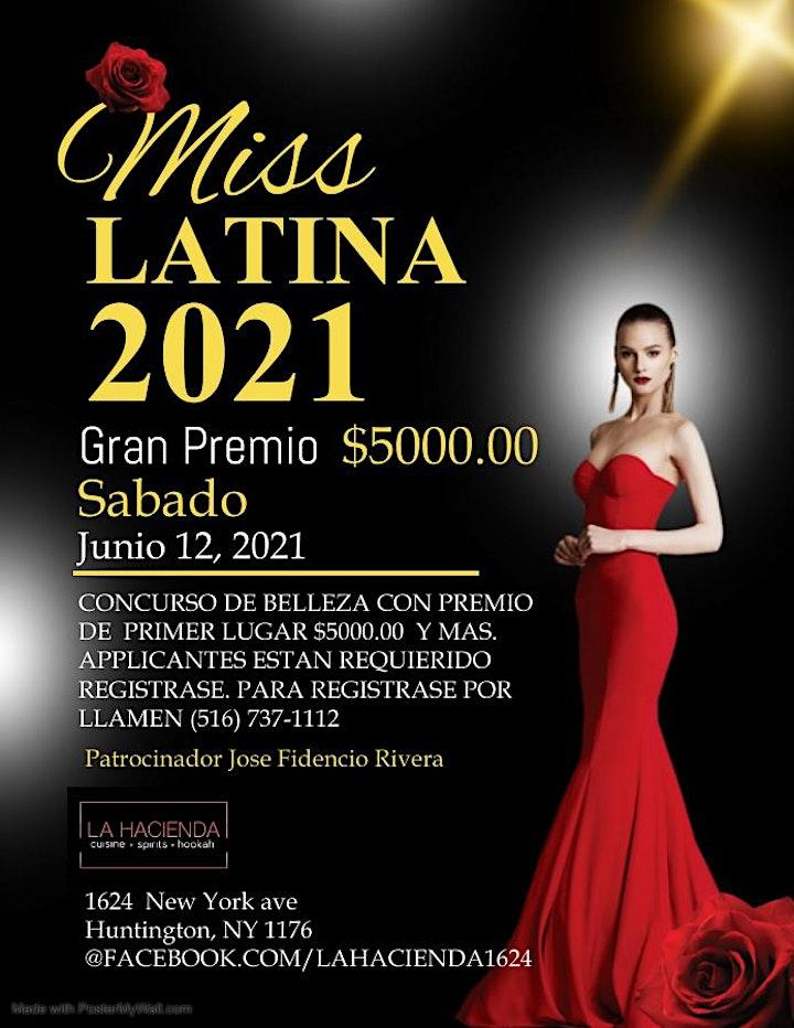 Miss Latina 2021 image