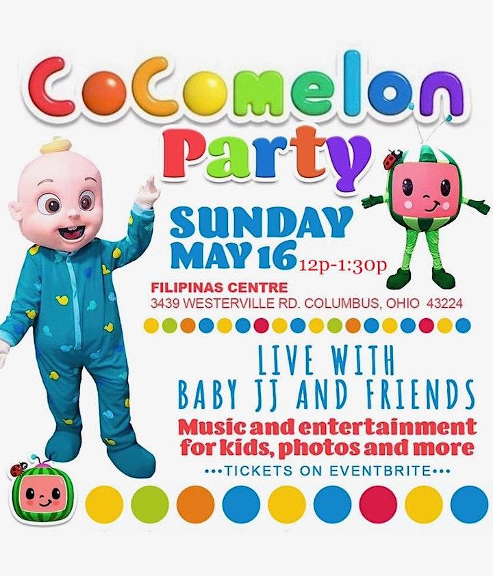 It's A Cocomelon Party image
