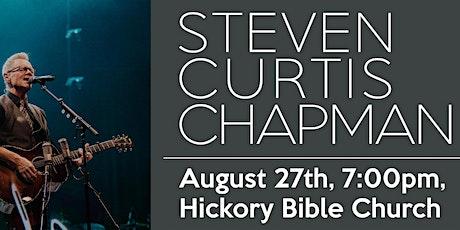 Steven Curtis Chapman Concert @ HBC tickets