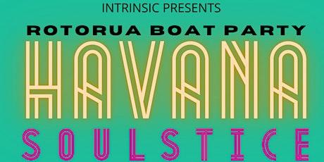 Havana Soulstice tickets