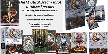 The Mystical Dream Tarot Intuitive Spreads tickets