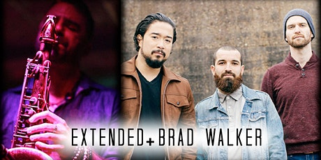 Extended + Brad Walker: Concert Film Premiere & Live Performance tickets