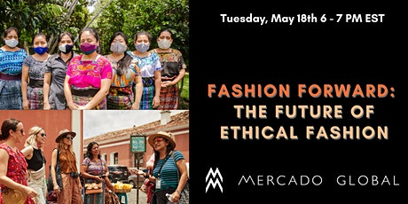 Active Listening: Fashion Forward - The Future of Ethical Fashion tickets