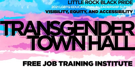 TRANSGENDER TOWNHALL tickets