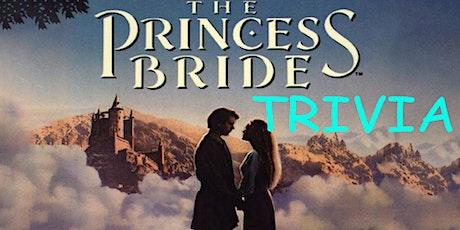 Princess Bride Trivia Fundraiser(live host) via Zoom (EB) tickets