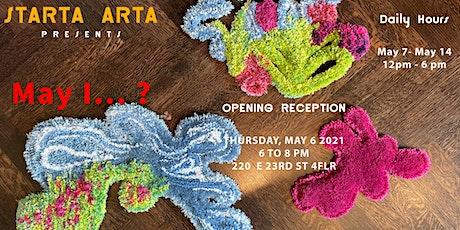 Pop-Up Exhibition by Starta Arta tickets