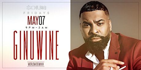 SOLDI FRIDAYS HOSTED BY GINUWINE tickets