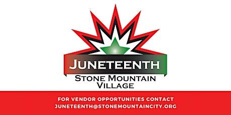 Juneteenth Festival tickets