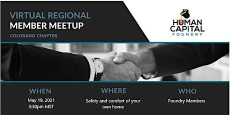 Virtual Member Meetup Colorado tickets