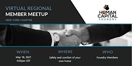 Virtual Member Meetup New York tickets