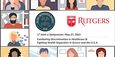 1st Joint e-Symposium: Fighting Health Disparities tickets