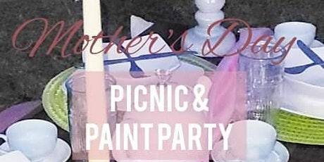 Mother's Day Picnic & Paint Party tickets