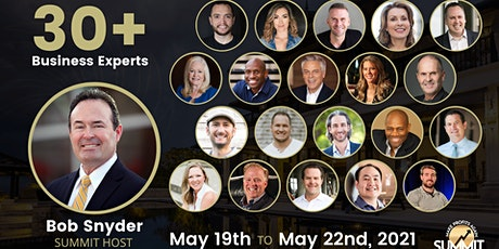 Secrets Revealed: Start making PROFITS Again in 2021 [Free 4-Day Summit] tickets