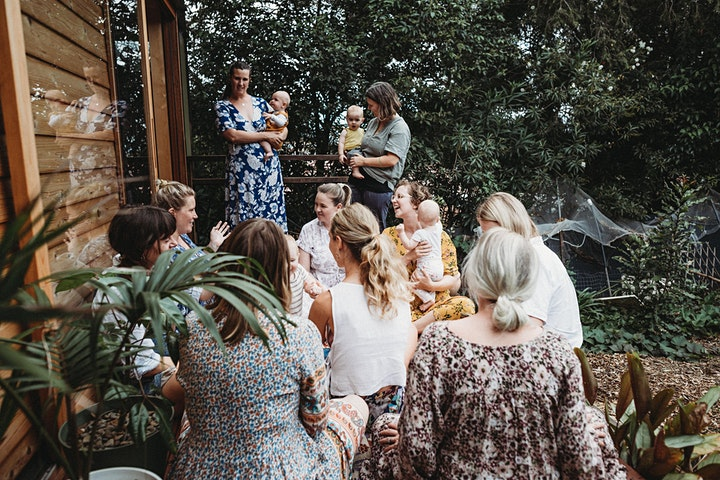 Wollongong Mothers Re-Villaging Circle - Pregnancy and Postpartum image