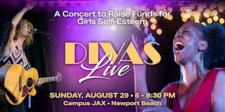 Divas Concert tickets