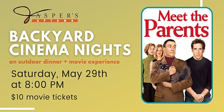Backyard Cinema Night | Meet The Parents tickets