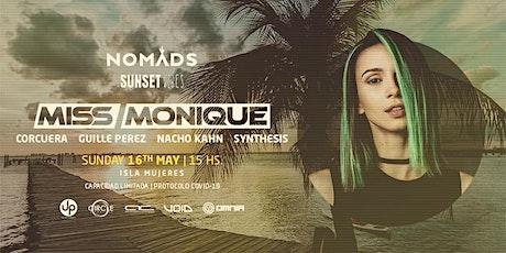 Miss Monique @ Nomads - Sunset Vibes boletos