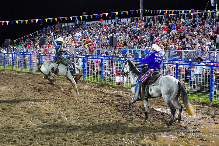 Shady Dale Rodeo image