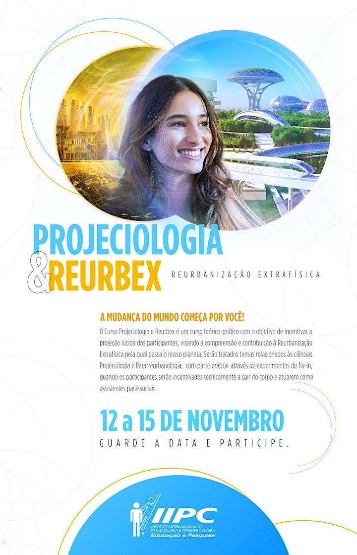Imagem do evento Curso Projeciologia e Reurbex - Lote 2