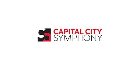 Capital City Symphony - Season Finale Concert! tickets