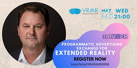 Trivver: Programmatic Advertising Exchange for Extended Reality Tickets