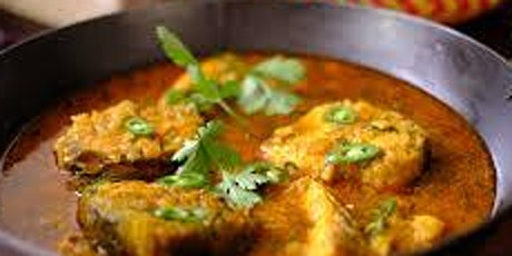 Fish Karahi and Roti Cook-Along tickets