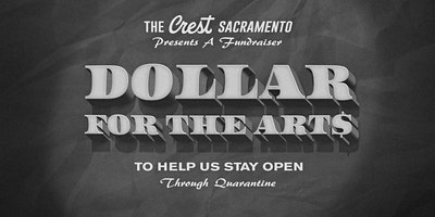 Fundraiser – Dollar for the Arts