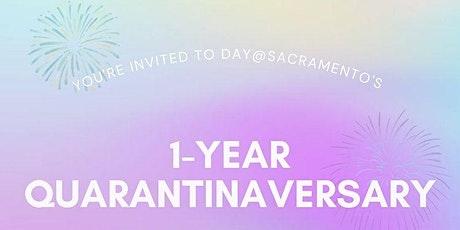 1 Year Quarantine Anniversary tickets