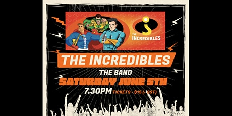 The Incredibles Band @ PortFC tickets