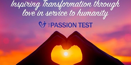Passion Test: The Effortless Path to Rekindle Your Dreams Despite Pandemic tickets