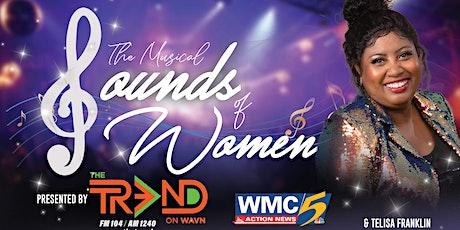 Musical Sounds Of A Women Awards Brunch tickets