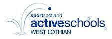 Active Schools, West Lothian logo