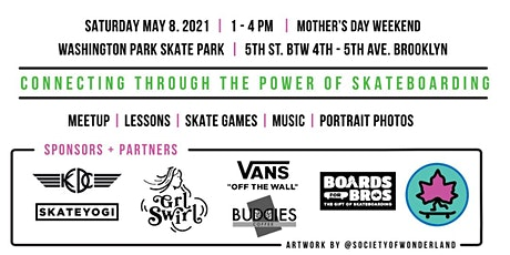 Mother's Day Community Skate Day tickets