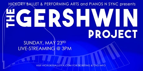 Hickory Ballet & Performing Arts Presents: The Gershwin Project tickets