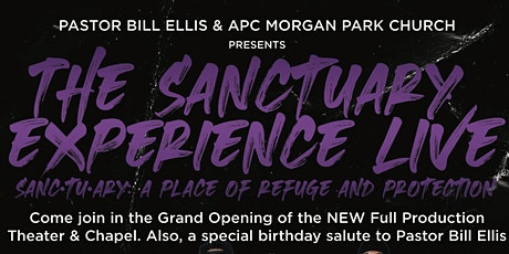 THE SANCTUARY EXPERIENCE  LIVE featuring  RED HANDS BAND tickets