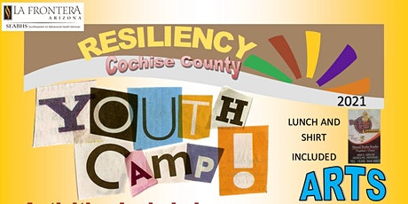 COCHISE COUNTY YOUTH CAMP 2021 tickets