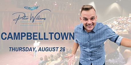 Campbelltown - Peter Williams Medium Searching Spirit Tour tickets