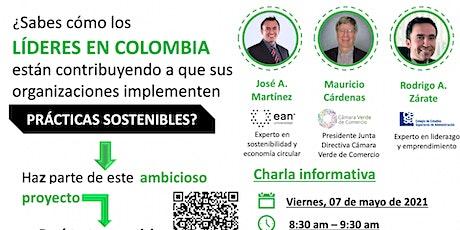 Líderes de prácticas sostenibles en empresas colombianas-Únete al proyecto entradas