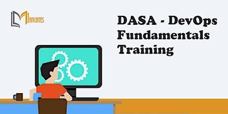 DASA – DevOps Fundamentals 3 Days Training in Jersey City, NJ tickets