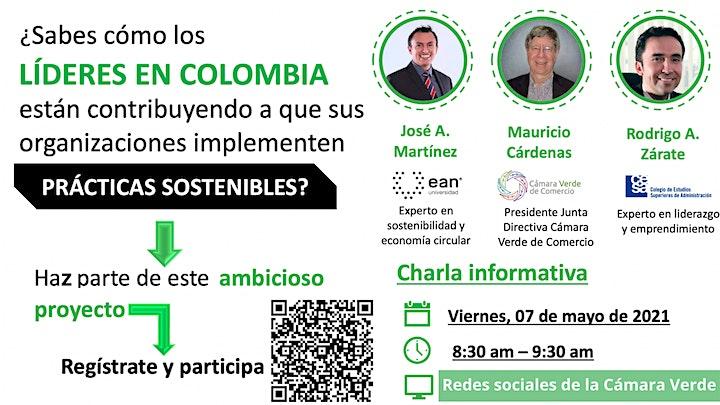Imagen de Líderes de prácticas sostenibles en empresas colombianas-Únete al proyecto