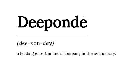 DEEPONDÉ  |  THE FESTIVAL tickets