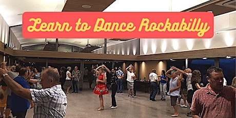 Learn to Dance Rockabilly - 4 Week Course (May 17th, 24th, 31st, June 7th) tickets